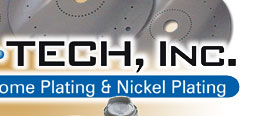 Electro-Tech, Inc. - Hard Chrome Plating and Nickel Plating